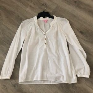 Lilly Pulitzer Blouse 0